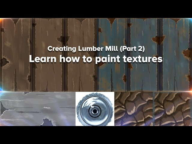 Create wood textures in Photoshop (lumber mill tutorial Part 2)