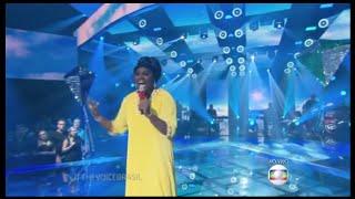 Paula Sanffer (Azul da cor do Mar - Tim Maia) Semifinal The Voice Brasil