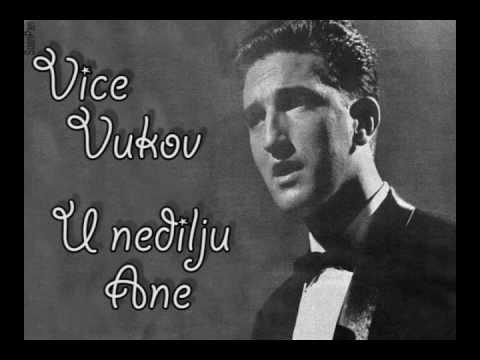 Vice Vukov - U nedilju Ane / Kad kupim mali motorin