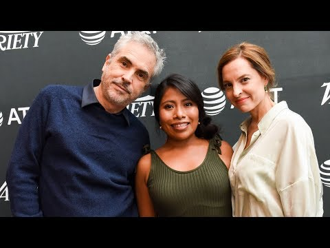 Alfonso Cuarón's 'Roma' Cast a First Time Actor in the Lead Role