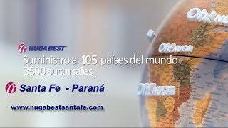 INSTITUCIONAL NUGA BEST 2013(Video Institucional Nuga Best De difusión diaria en los centros Nuga Best Santa Fe y Paraná con el fin de dar a conocer el Desarrollo y Crecimiento de la ..., 2013-10-19T19:18:07.000Z)