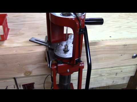 Inline Fabrication Ergo Roller Handle and Lighting System Overview for the Hornady LNL AP