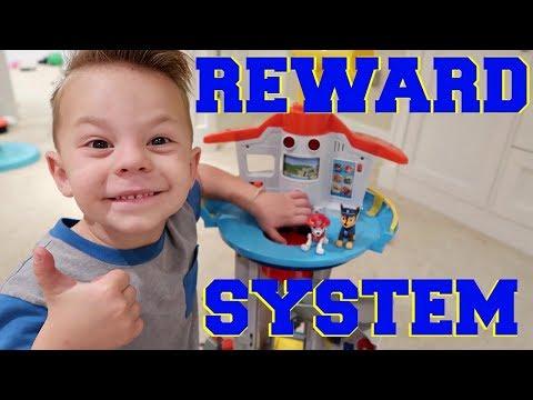 Potty Training SUCCESS: Reward System