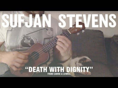 Death With Dignity - Ukulele Cover / Lesson / Tutorial (with TABS!) by Sufjan Stevens