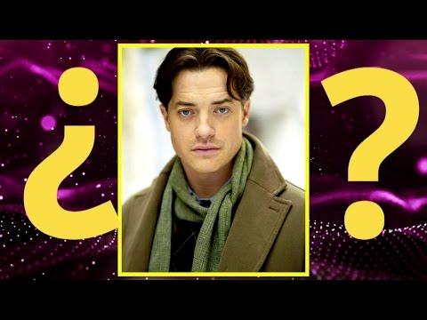 ¿Qué fue de...Brendan Fraser?