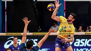 The Most Powerful Shot in Volleyball | Flavio Gualberto