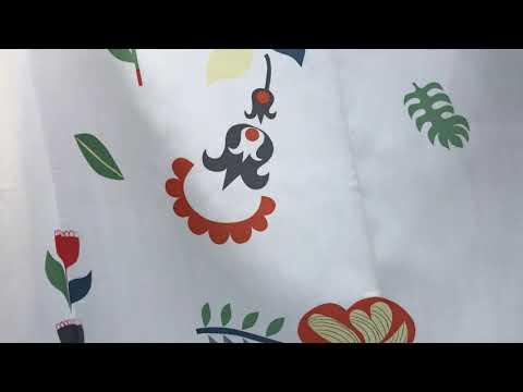 ИКЕА обзор халаты и шторы для ванной