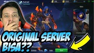 ANEH !! HERO AULRAD BISA DIBELI DI SERVER ORI ?? INI CARANYA | MOBILE LEGENDS INDONESIA Mp3