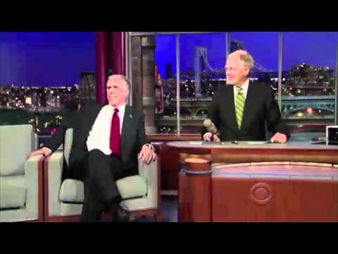 Jeff McCarthy On Letterman Again
