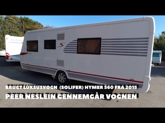 (Solifer) Hymer 560 2015