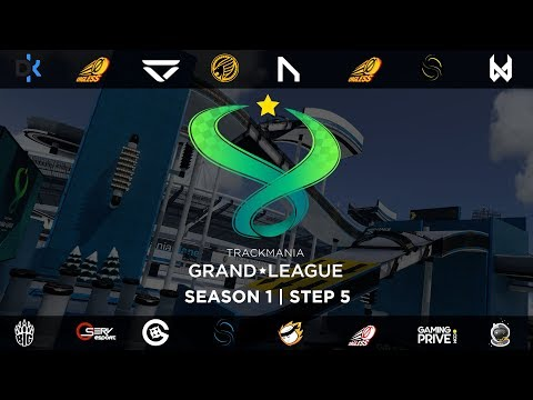 TrackMania Grand League Season 1   Step 5 [POV Analysis]