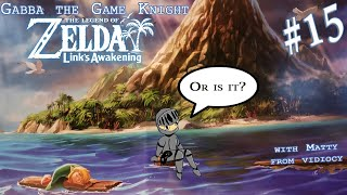 TOO LATE TO APOLOGIZE   Link's Awakening (Switch) #15   Zelda Month on Gabba TGK