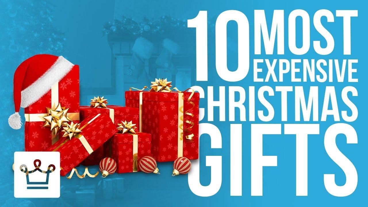 christmas gifts expensive