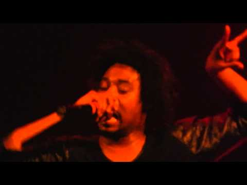 Danny Brown - Toxic & Blueberry (Pills And Cocaine) Live 9-17-2013