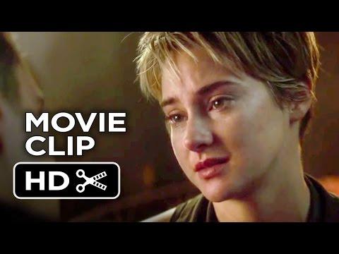 Insurgent Movie Clip - Worth It (2015) - Shailene Woodley Divergent Sequel HD