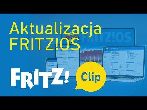 AVM FRITZ! Clip: Aktualizacja FRITZ!OS
