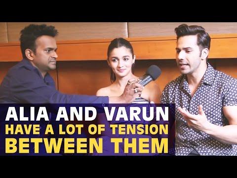 Varun Dhawan & Alia Bhatt  finally clarify all RUMORS in 2017 !