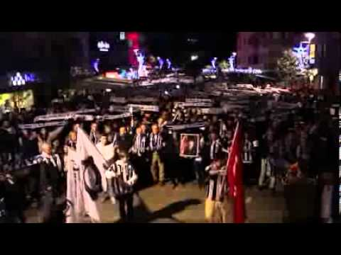 Altay 100Yıl KutlamalarıKortej ve Meşale ŞovAltay 100th Anniversary Celebration