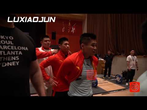 Team China Power Weekend vlog 1 : The squad in Switzerland.