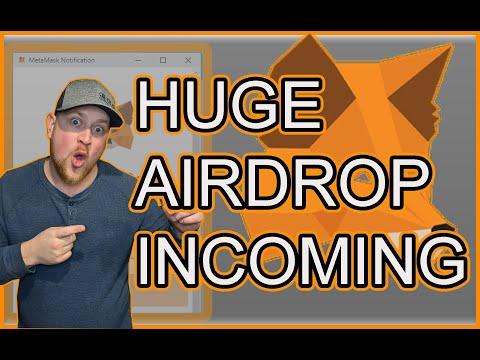 Metamask Airdrop - Incoming Q2 2021