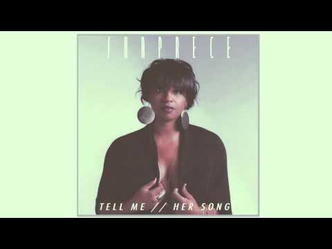 """Shaprece - """"Tell Me"""" (Official Audio)"""