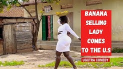LADY WITH BIGGEST BOOTY SELLING BANANAS   COAX,MARTIN & SHEKIE MANALA  Latest African Comedy 2019 HD