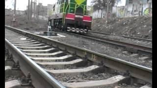 Несчастные случаи на железной дороге.