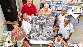 Prison Arts Project, San Quentin | Bay Area Now 7 (BAN7)
