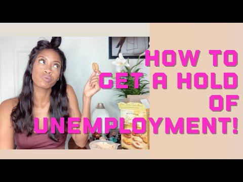 How To Get A Hold Of UNEMPLOYMENT In Los Angeles