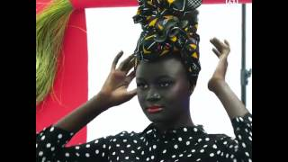 Khoudia Diop -  is Redefining Mainstream Beauty Standards
