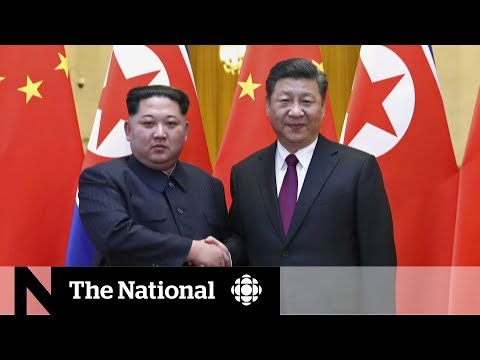 Kim Jong-un met with Chinese president, government confirms