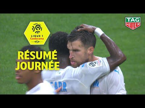 Résumé 10ème Journée - Ligue 1 Conforama / 2019-20