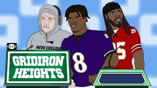 "Belichick, Lamar, Sherman Play ""Which Teams Are Good?"" 