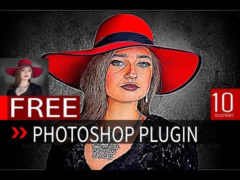 Free TOPAZ Photoshop PLUGIN | Download And Install