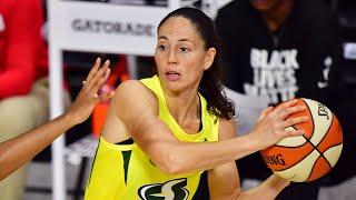 Sue Bird Notches Personal Best 16 AST In Game 1 Of WNBA Finals
