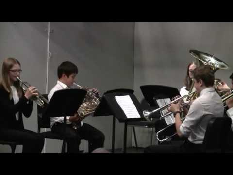 Luzerne Music Camp 2016 Junior Chamber Showcase - Jack Strotz; Trumpet