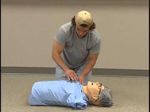 DIY CPR: Learn CPR with a roll of toilet paper!