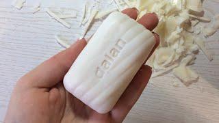 Cut dry soap Dalan / Satisfying video / SOAP ASMR / cutting soap / no talking / crunchy / Episode 34