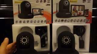 Foscam FI9821W & FI9821W V2 HD Wireless IP Camera