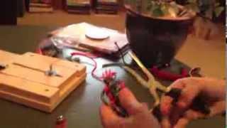 How to make a King Cobra 4 colored paracord bracelet