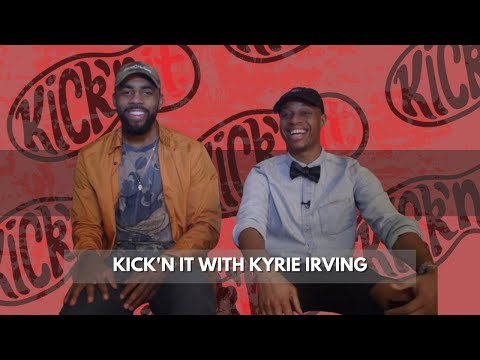 Kick'n It with Kyrie Irving