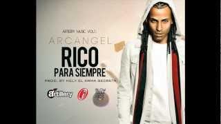 Arcangel - rico por siempre (photo clip)