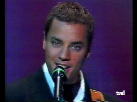 NICK KAMEN I promise myself (tv show)