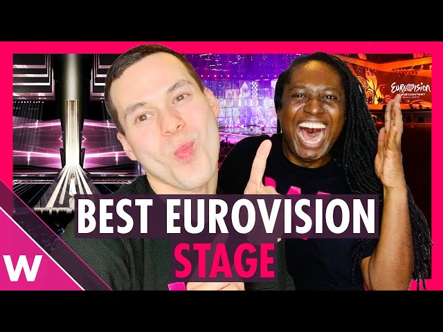 Eurovision Stage Designs: 2010 to 2019