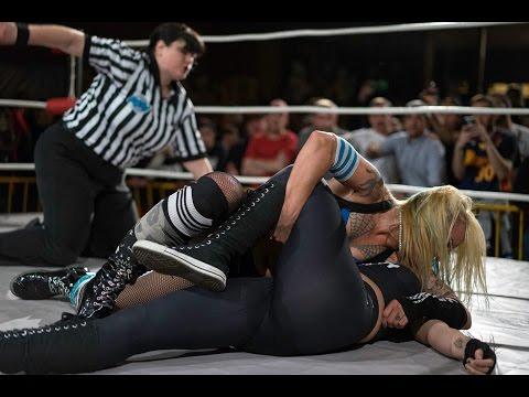 Christina Von Eerie vs. Shotzi Blackheart | Phoenix Pro Wrestling | 11/18/16 [Match 5]