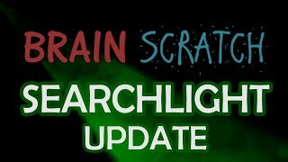 Tiffani Streling BrainScratch Searchlight Update 11/29/2017