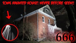 TOMS HAUNTED HOUSE HE WAS A DEVIL WORSHIPPER!! NEVER BEFORE SEEN GHOST FOOTAGE