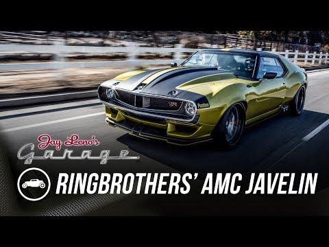 Ringbrothers' 1972 AMC Javelin  Jay Leno's Garage