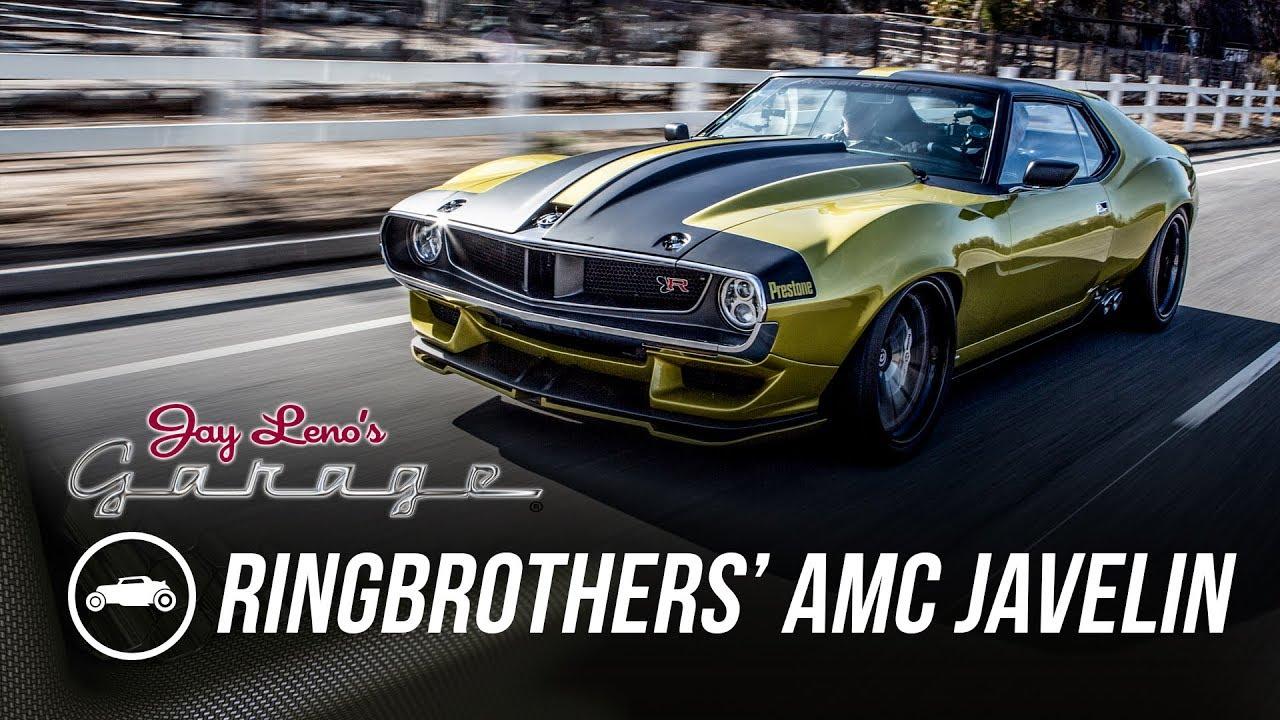Ringbrothers' 1972 AMC Javelin - Jay Leno's Garage