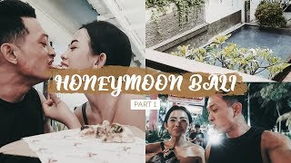 BAHAGIA OVERLOAD HONEYMOON DI BALI !!!